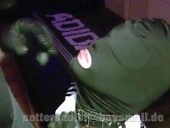 Youngmaster Köle 539 (pt.1 / 3) Kötüye BDSM Şaplak TCMB Kırbaç Sneakers hakim