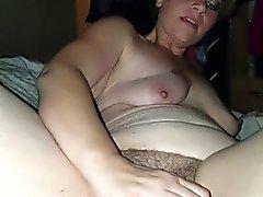Mi esposa encantadora montar mi coño mojado esposa dick