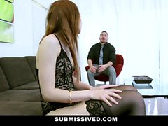 Submissived - Girlfriend Loyal paga il debito con il sesso