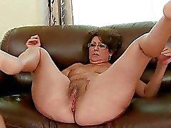Mamie le sexe de compilation