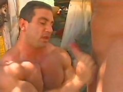 Gay Muscle Workers By Rambo