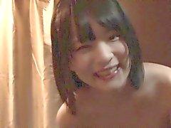 Abe Mikako den där vackra flicka Ate Sperman