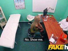 Поддельный Больничные Сладкие блондинки русские съедает DOCS диплом