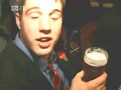 straight rugby team gets drunk..gets frisky