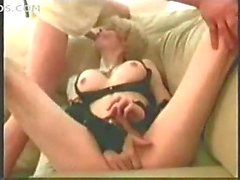 Guy Fucks Mature Tranny After Sucking