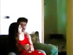 Homem da polícia Desi indígena aprecia com sua gf dentro em casa pelo pornraja