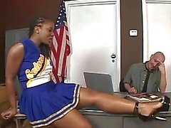 Big Ass Negro Cheerleader Search