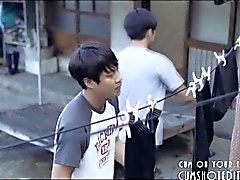 Asian Guy Fucks His Buddy's Mother In Secret
