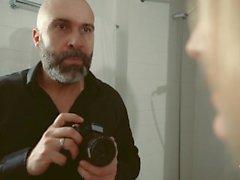 XXX Shades - hanrej behandlar från Ukrain Blondies samt hon make