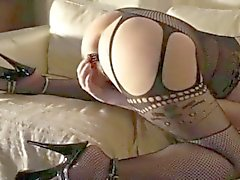 Зрелая белый Чумовая Housewife любит анального секса а