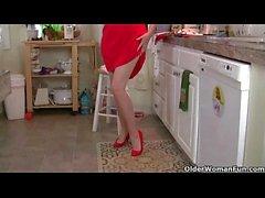 Coisas mágicas acontecem na cozinha da mãe