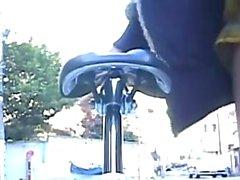 exposição de bicicletas