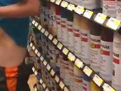 Junge Junge heiß in den Laden