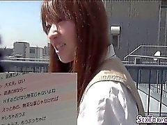 Japani koulutyttö mulkut