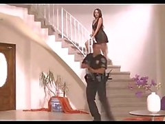 Japinha safada louca por unificata policial