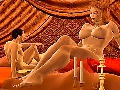 dell'harem Bedroom