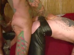 Çift Dickin - Sahne 3
