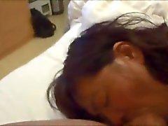Arrapato giapponesi cazzo duro di MILF di kui Somya e la sborrata anale