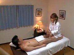 Salón de masaje tradicional asiática Voyeur 20