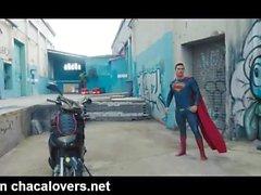 Batman vs Superman The Gay porn Parody