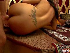 Clip porno in HD Eva Angelina Superlatively Good Anal