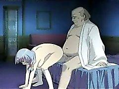 Голая мужик трахает с помощью роговые девочка
