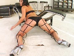 Ass Traffic Renata gets gonzo style anal sex