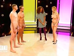 Cathy Lugner desnuda