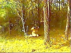 Nudi nel legni