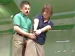 Subtitled Japon golf bat montage manifestation