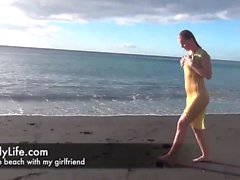 Casalinga amatoriale e swinger su voyeurcam