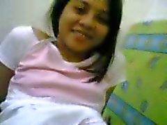 De Yakarta adolescente indonesian