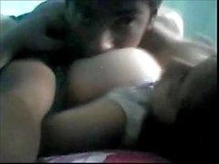 Desi bangladais énormes boobs fille baisée et apprécié par cousin