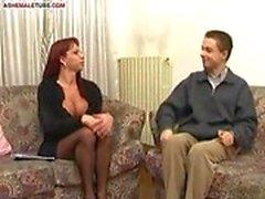 A Shemale Slut's Salacious Seductions