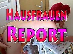 Några amatör den tyska housewives