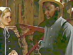 Amish zwarte pik slet