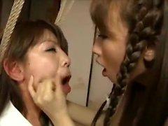 DDT-406 Yui Misaki Misa Yuki Puño Esclavo madre