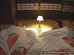 Chisato Shouda surpreendente maduro part5 japonês