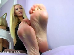 Saffron - Foot Trance