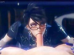 Bayonetta have sex