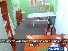 FakeHospital Tohtori seksuaalista annetaan potilaat pelkoa levätä että tissit