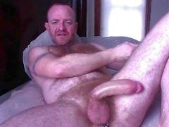 Hot Dad Jerk Off