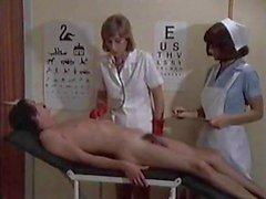 Krankenschwester Service boy