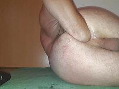 Fisting ass
