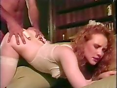 Peluda Chama Noiva Redhead Gets Assed