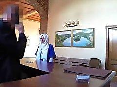 Utangaç, güzel Arap turist büyük zonklama dick sert çarptım