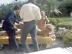 80s annata Rocco Outdoor Orgia