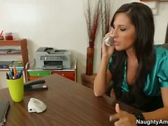Kortney Kane takes Load In Mouth after Fucking