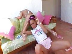 Carli Banks et Nella Fisting