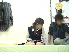 Japanische Teen In Uniform